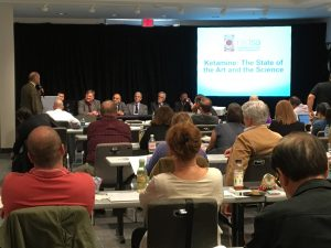 RSDSA held a conference for medical professionals about the use of ketamine in people with CRPS RSD