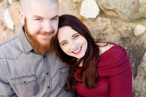 Samantha had an engagement photo shoot with her wedding photographer, whom is all about accommodating Samantha's CRPS