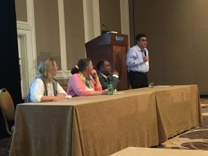 CRPS faculty panel at the Nashville conference