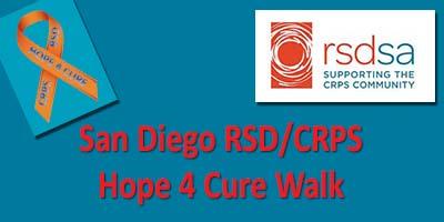 San Diego RSD/CRPS Hope 4 Cure Walk