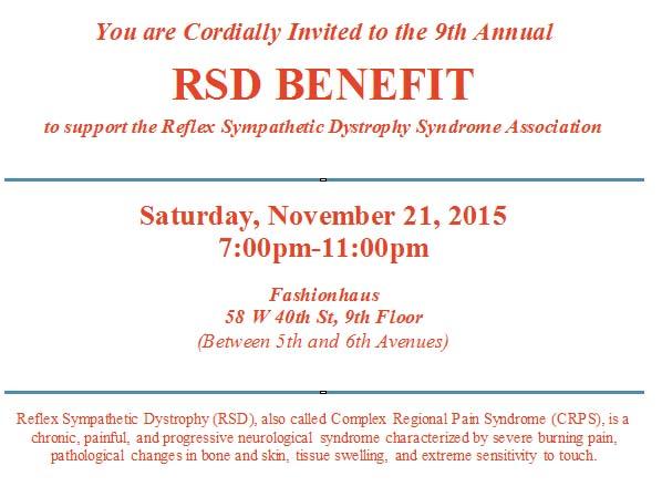 9th Annual RSD Benefit at Fashionhaus