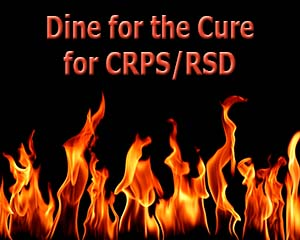 Dine for the Cure for CRPS/RSD