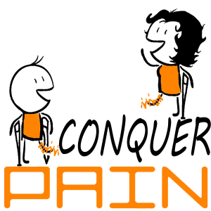Logo to Use for Conquer Pain