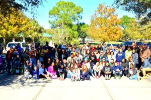 Crazy Sock Walk CRPS/RSD Group Picture