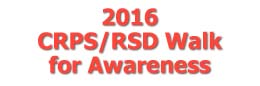 2016 CRPS Walk for Awareness