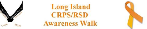 Long Island CRPS/RSD Awareness Walk