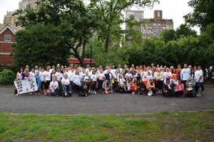 2015 RSDSA Walk that still had a great turn out despite the weather. CRPS/RSD
