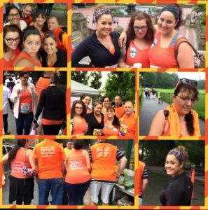 CRPS Warrior Debbie and her family are taking part in the Long Island Walk