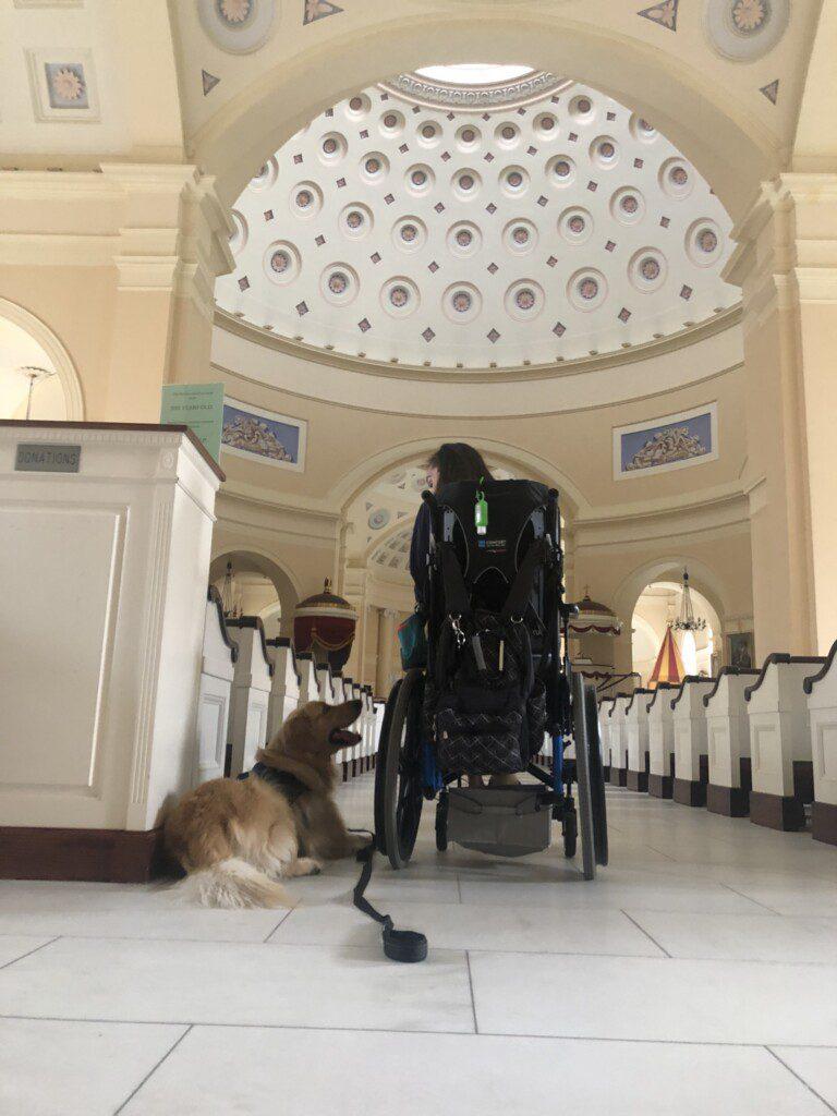 Kelly Considine Wheelchair CRPS RSDSA